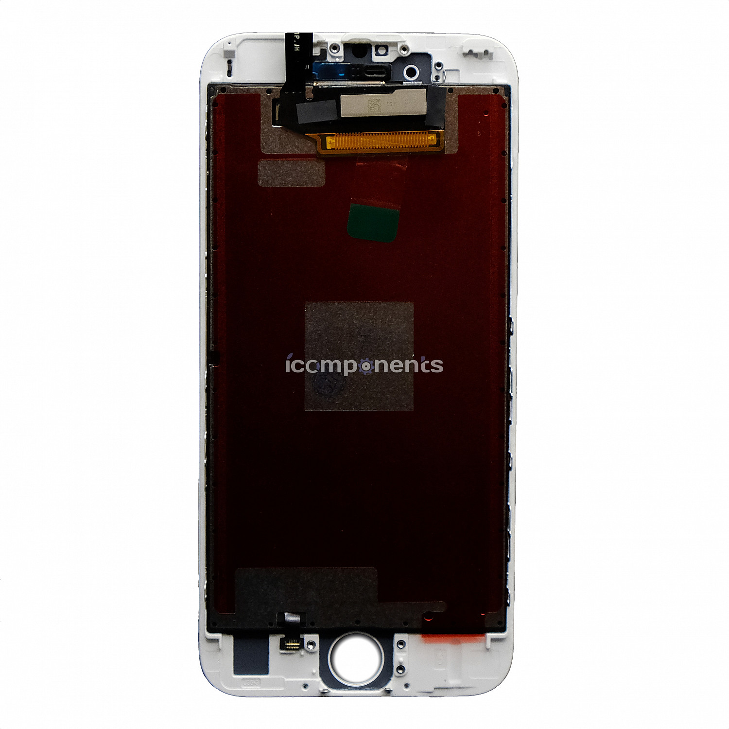 картинка iPhone 6s - модуль (LCD touchscreen) белый, High copy от магазина Компания+