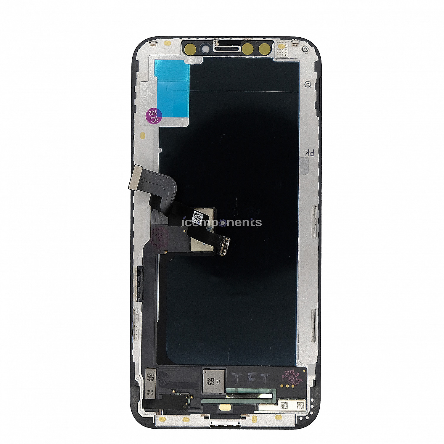 картинка iPhone XS - модуль (LCD touchscreen) TFT copy от магазина Компания+